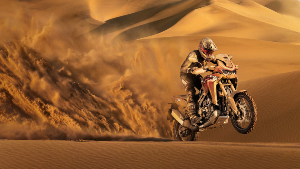 BACKGROUND CRF1100 AFRICA TWIN
